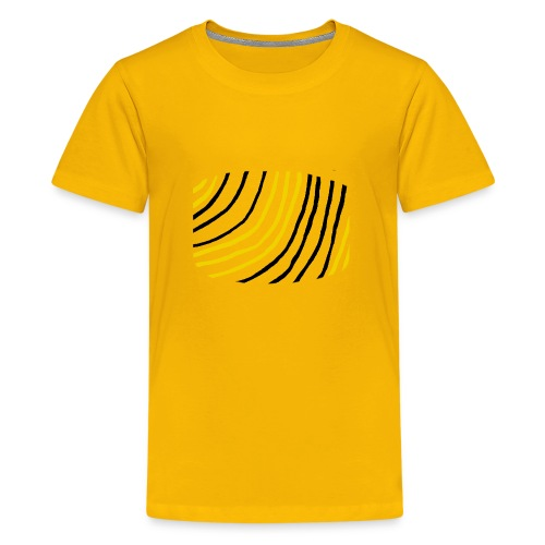 Raidat - Teinien premium t-paita