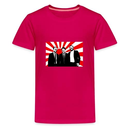 Banzai - Maglietta Premium per ragazzi