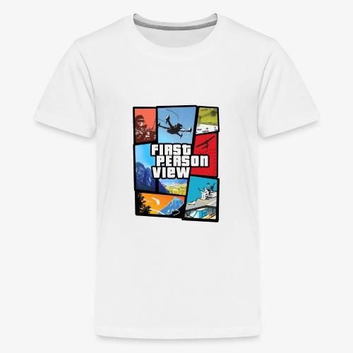Ultimate Video Game - Teenage Premium T-Shirt