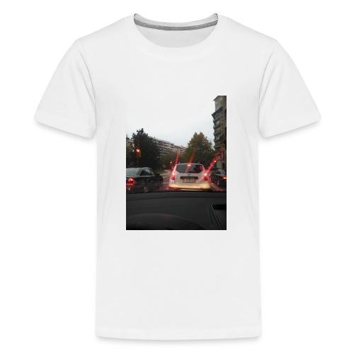camiseta moderna - Camiseta premium adolescente