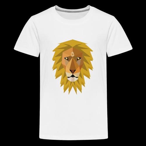 Spirit Lion case - Teenager Premium T-shirt
