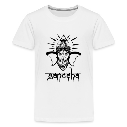 Ganesha - Teenager Premium T-Shirt
