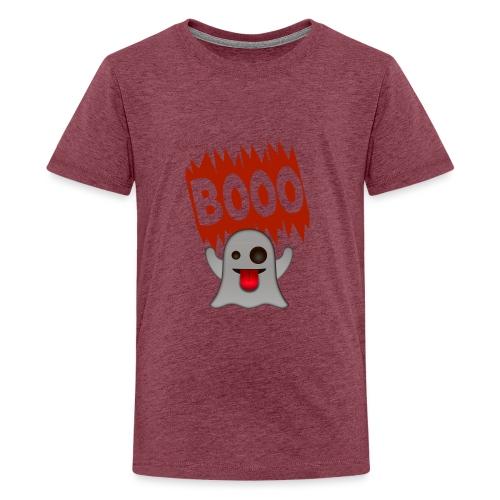 Booo - Teinien premium t-paita