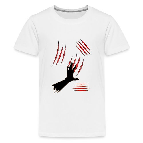 Scratch - Teinien premium t-paita