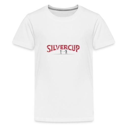 Silvercup (inspired by Highlander) - Teenage Premium T-Shirt