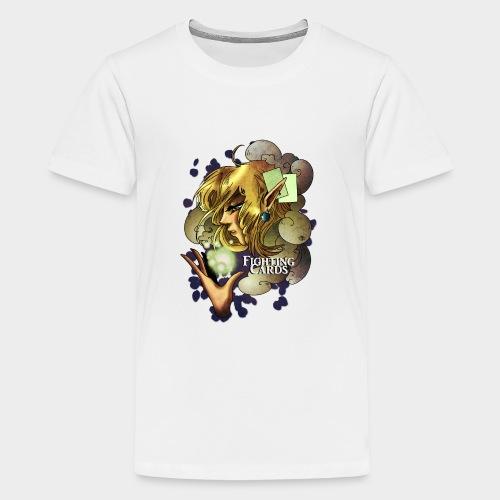 Fighting cards - Soigneuse - T-shirt Premium Ado
