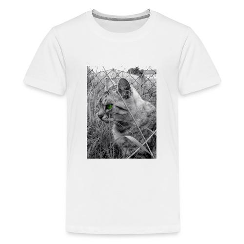 cat - Teenager Premium T-Shirt