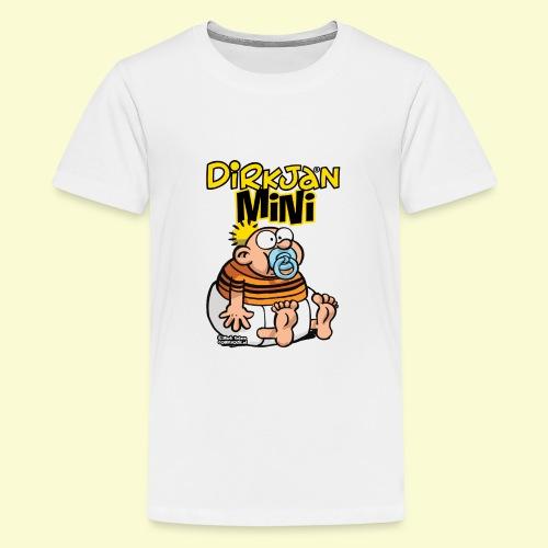 DirkjanBaby - Teenager Premium T-shirt