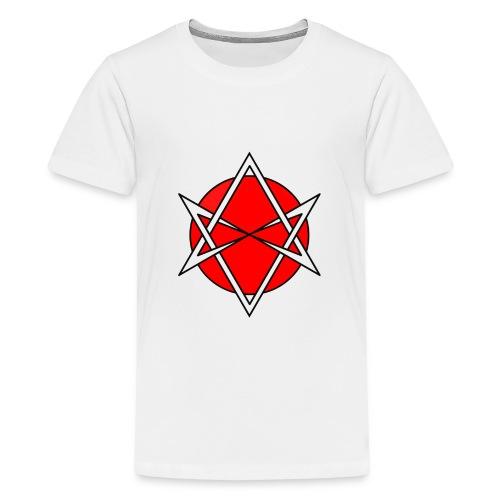 Hexagram Culture - Teenage Premium T-Shirt