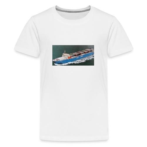 Bell Pioneer jpg - Teenager Premium T-shirt