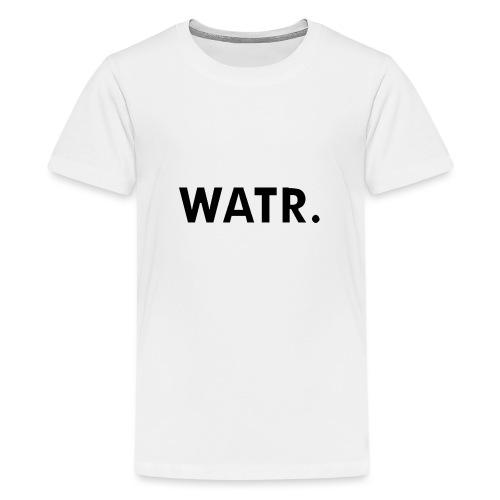watr groot - Teenager Premium T-shirt