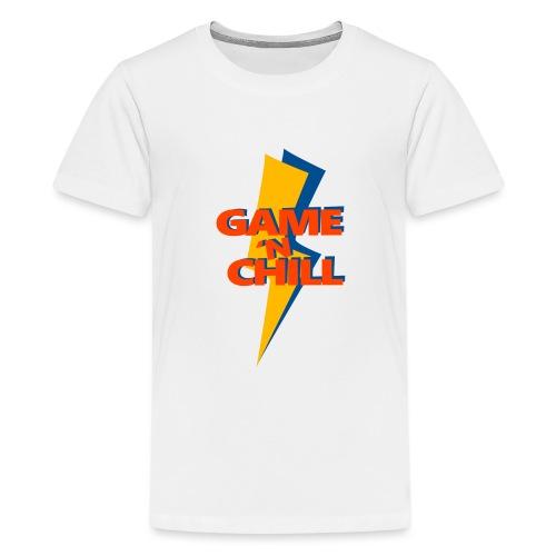 Game 'n Chill - Teenager Premium T-shirt