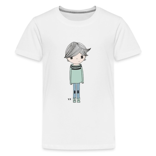 jongetje - Teenager Premium T-shirt