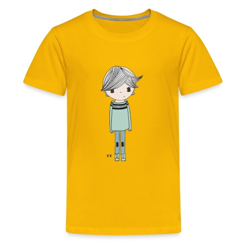 jongetje - Teenager Premium T-shirt