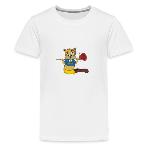 Biberacher Schützajäger - Teenager Premium T-Shirt