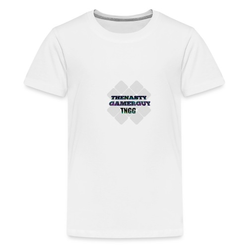 THENASTYGAMERGUY - Teenage Premium T-Shirt