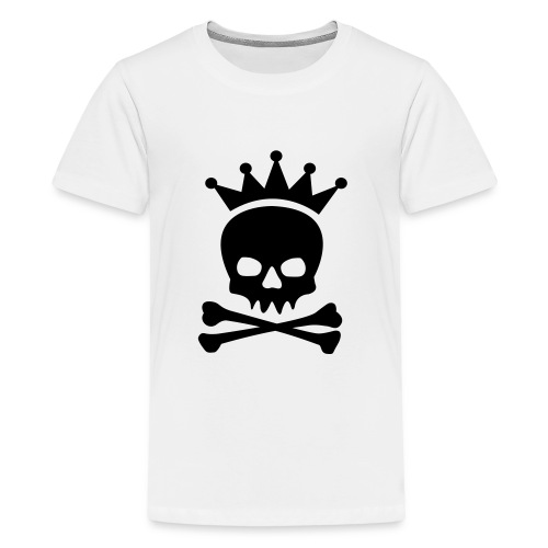 Roi des pirates - T-shirt Premium Ado