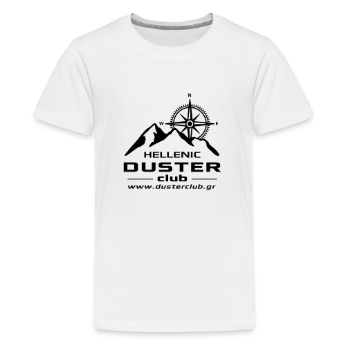 DUSTER TELIKO bw2 - Teenage Premium T-Shirt