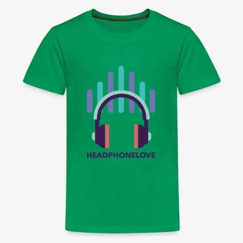 headphonelove - Teenager Premium T-Shirt