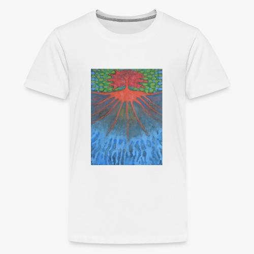 Drzewo Źycia - Koszulka młodzieżowa Premium