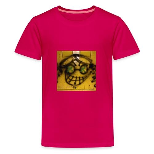 fox 3 - T-shirt Premium Ado