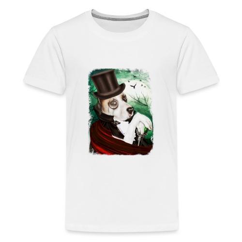 Gothic Dog #3 - Maglietta Premium per ragazzi