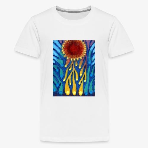 Chore Słońce - Koszulka młodzieżowa Premium