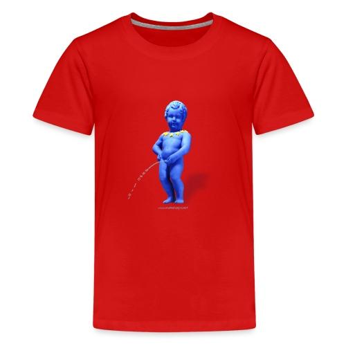 EUROPA mannekenpis ♀♂   Enfant - T-shirt Premium Ado
