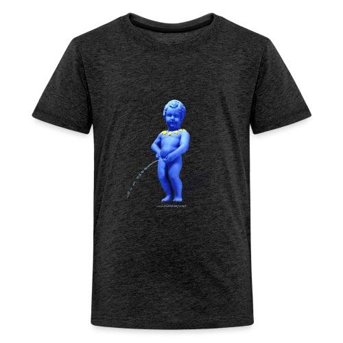 EUROPA mannekenpis ♀♂ | Enfant - T-shirt Premium Ado