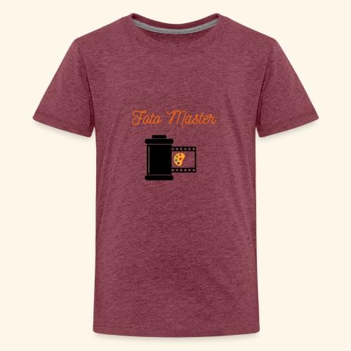 Foto Master 2nd - Teenager premium T-shirt
