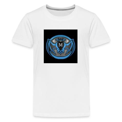 Duo vampir - Teenage Premium T-Shirt