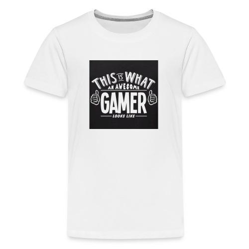 none - Teenage Premium T-Shirt