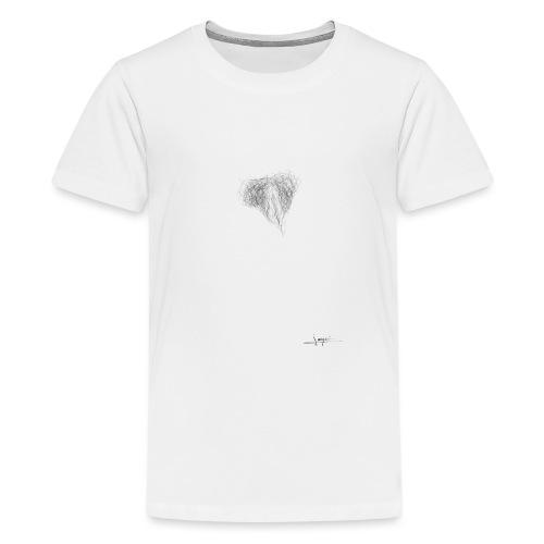 Morphose Féminine 2 - Teenage Premium T-Shirt