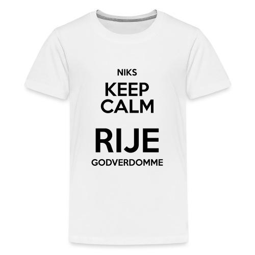 NIKSKALM - Teenager Premium T-shirt