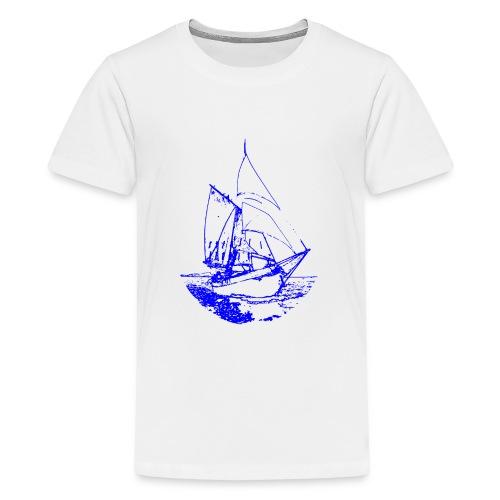 Siluette GIF - Teenager Premium T-Shirt