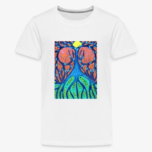Drapieżne Drzewo - Koszulka młodzieżowa Premium