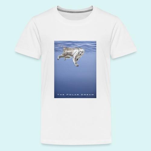 The Polar Dream - Teenage Premium T-Shirt