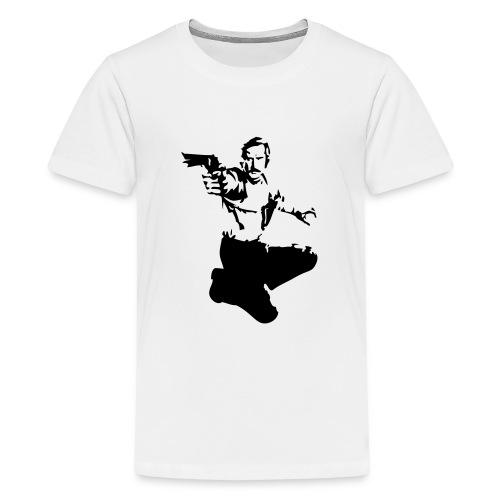 Napoli Violenta! - Teenage Premium T-Shirt