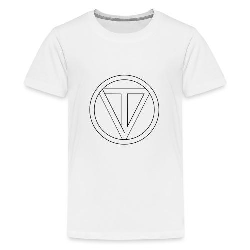 Långärmade T-shirts - Premium-T-shirt tonåring
