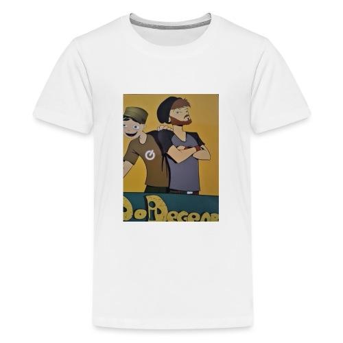 NigRoll - Teenager Premium T-Shirt