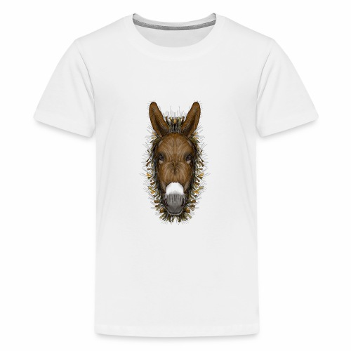 Blackpool by Jon Ball - Teenage Premium T-Shirt