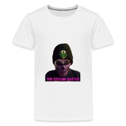 420 stream master - Teenage Premium T-Shirt
