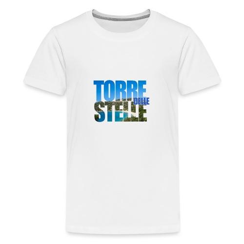 TorreTshirt - Maglietta Premium per ragazzi