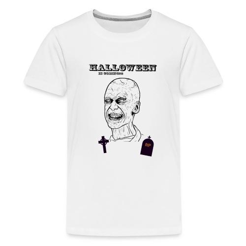 Haloween 2018 - T-shirt Premium Ado