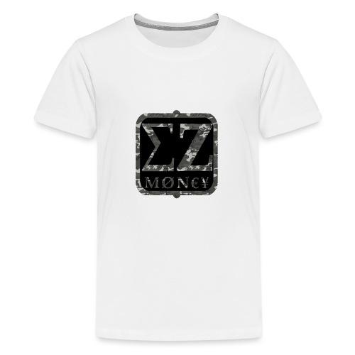 EZ MoNeY - Teenage Premium T-Shirt