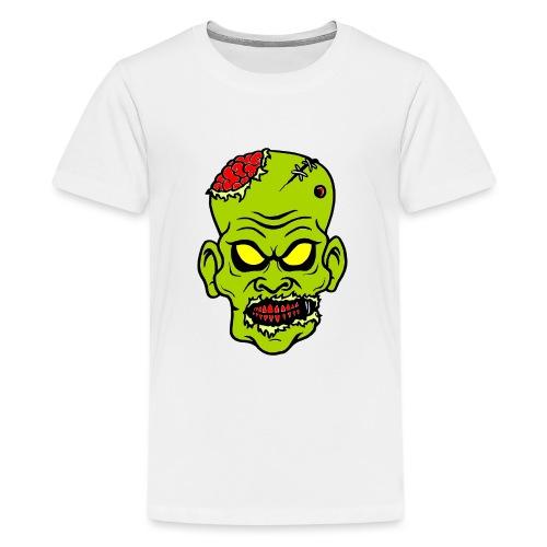 Zombie - Teenager Premium T-Shirt