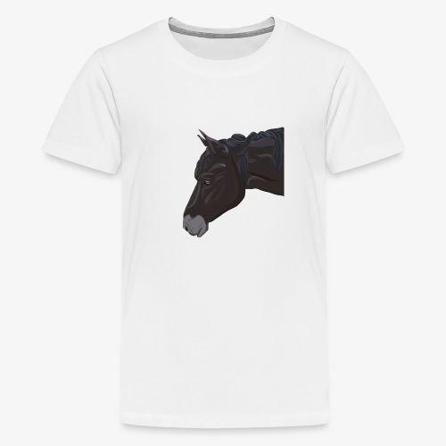 Welsh Pony - Teenager Premium T-Shirt