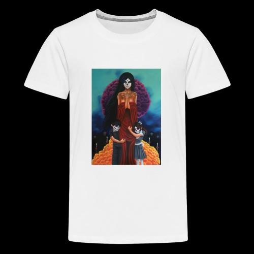 los fieles difuntos - Teenage Premium T-Shirt