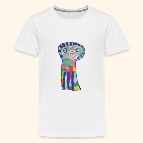 mostro a colori - Maglietta Premium per ragazzi