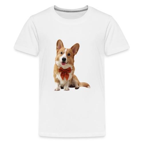 Bowtie Topi - Teenage Premium T-Shirt